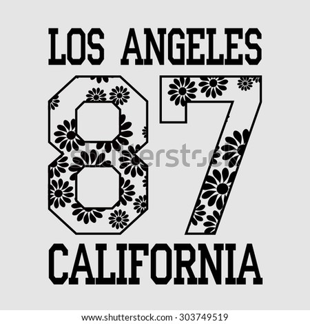 Tshirt graphic design los angeles emblem stock Logo designers los angeles