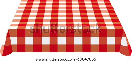 stock-vector-table-cloth-red-
