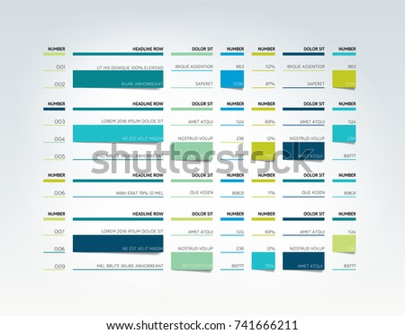 Product List Stock Images Royalty Free Images Vectors Shutterstock