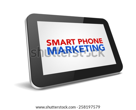 tablet pc with text top news on display over white background , vector illustration eps10