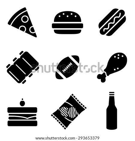 Tailgating Feast Icons