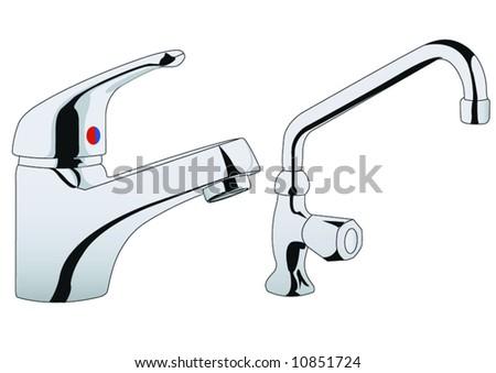 tap - stock vector