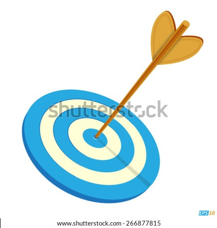 Target, Bulls eye, Accuracy or Success