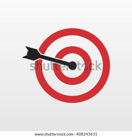 Target icon, Target icon eps10, Target icon vector, Target icon eps, Target icon jpg, Target icon path, Target icon flat, Target icon app, Target icon web, Target icon art, Target icon, Target icon AI - stock vector