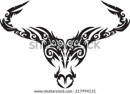 tattoo vector. - stock vector