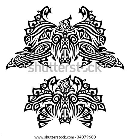 series patterns designed by taking advantage stock vector 191894096 shutterstock. Black Bedroom Furniture Sets. Home Design Ideas