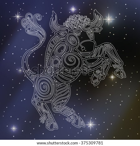 taurus, sign of the zodiac
