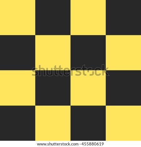 Taxi checkered pattern.