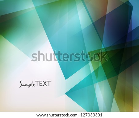 technology abstract background - stock vector