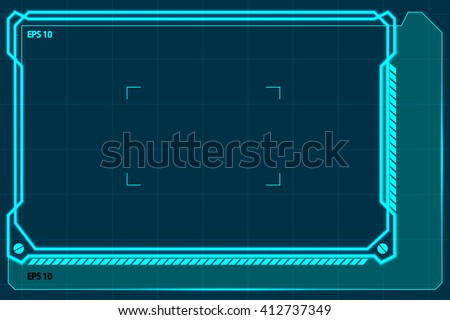 Technology Border Stock Images Royalty Free Images