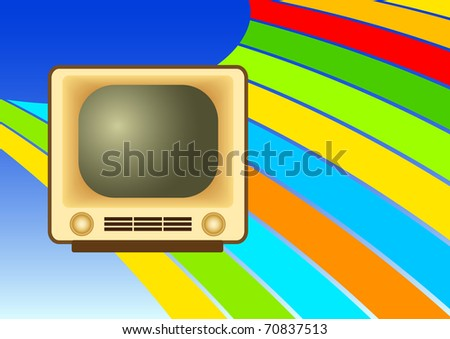Television abstraction