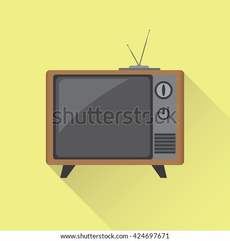 Television, television icon