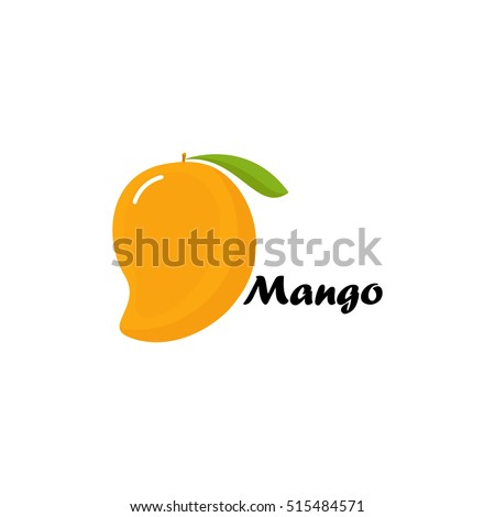 Template logo for mango