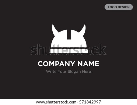 Template Elegant Business Logo Army Defence Stock Photo (Photo ...