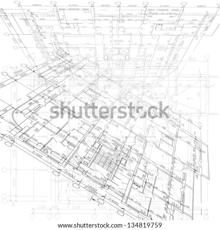 Building project stock images royalty free images for Architectural design elements