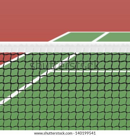 Tennis Net Stock Images, Royalty-Free Images & Vectors ...  Tennis Net Vector