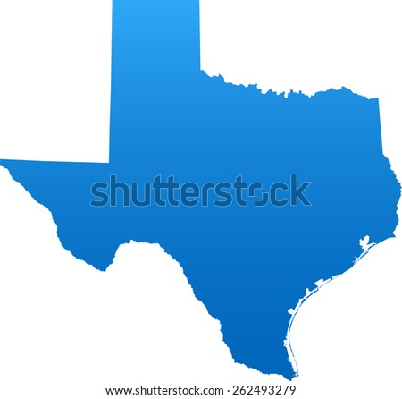 Who or what am I? - Page 6 Stock-vector-texas-map-262493279