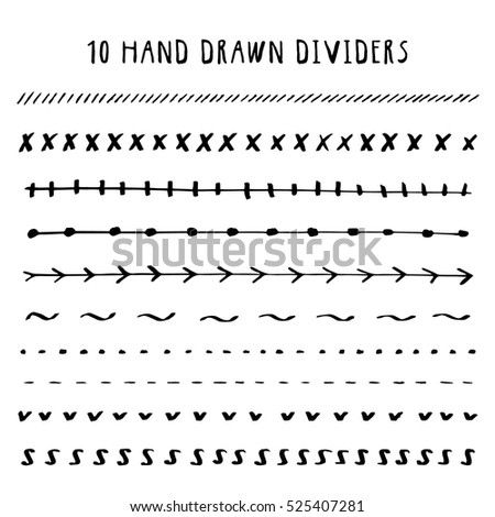 Simple Barbed Wire Drawing vector set white barbed wire silhouettes stock vector 171262007
