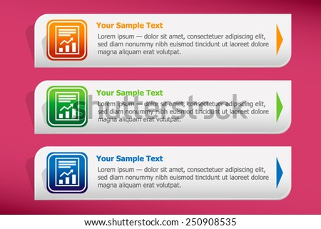 Text file sign icon and design template vector. Graphic  or website..