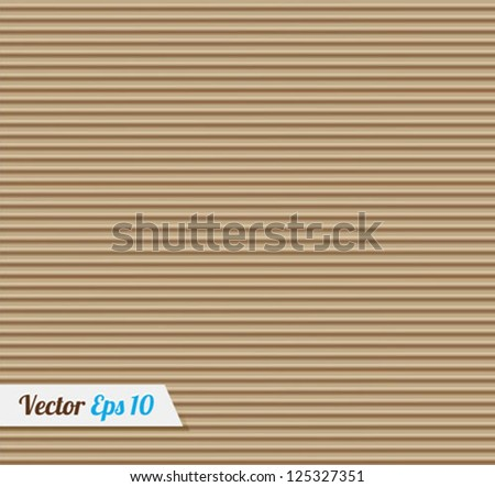 texture brown paper vintage vector - stock vector