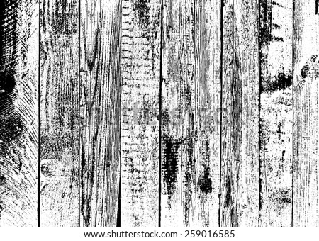Texture for Grungy Effect. Scratch Distress Sketch. - stock vector