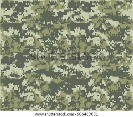 Texture military camouflage repeats seamless army stock vector texture military camouflage repeats seamless army green toneelgroepblik Choice Image