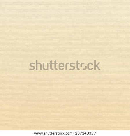 texture of the canvas beige. Vector illustration - stock vector