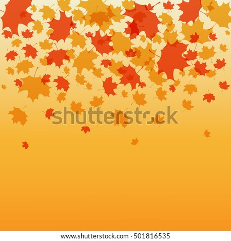 Thanksgiving background vector illustration. Autumn background for postcard, poster. Thanksgiving card, logo or badge background. Autumn vector vintage style background