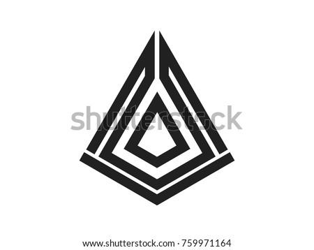 arrowhead vector illustration logo design stock vector royalty free rh shutterstock com arrowhead vector logo arrowhead vector free