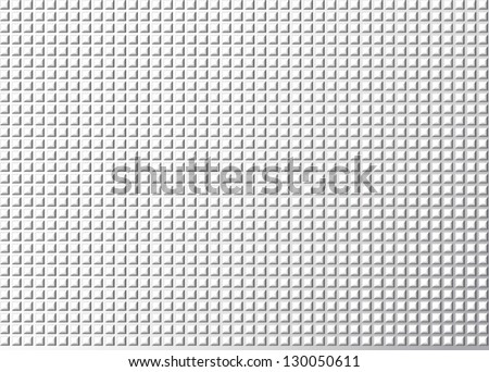 The background is embossed metal buttons. - stock vector
