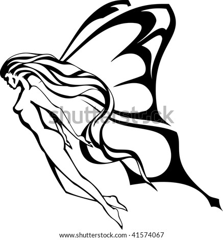 Fairy Tattoo Stock Images, Royalty-Free Images & Vectors ...