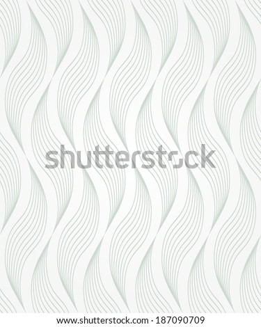 The geometric pattern. Seamless vector background.Gray and white texture. - stock vector