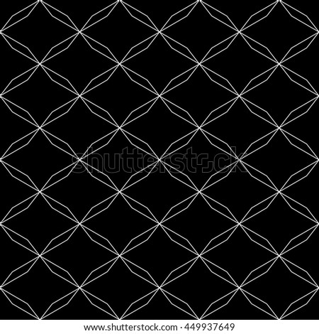 The geometric pattern. Seamless vector background with abstract wave texture.