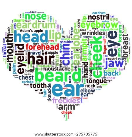 Teeth Dentist Infotext Graphics Arrangement Concept Stock ...