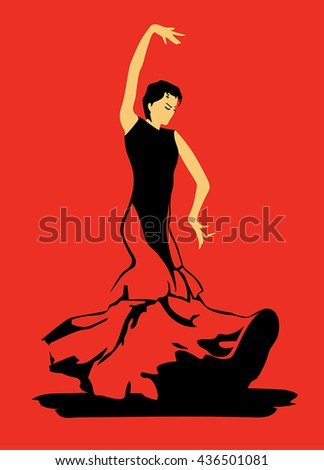 sexy lady on her knees stock vector 15309802  shutterstock