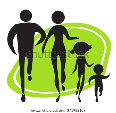 The symbolic image of the head of the 