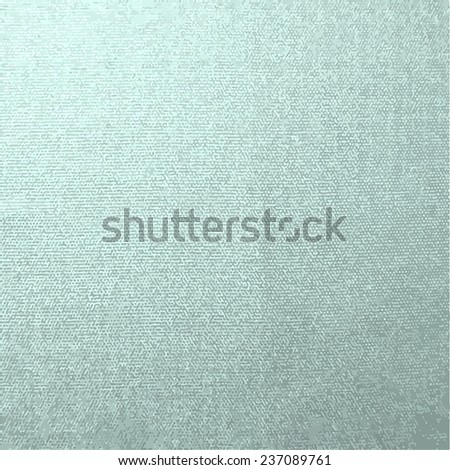 The texture of coarse cloth. Sackcloth background. - stock vector