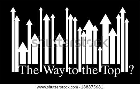 The Way to the Top, vector