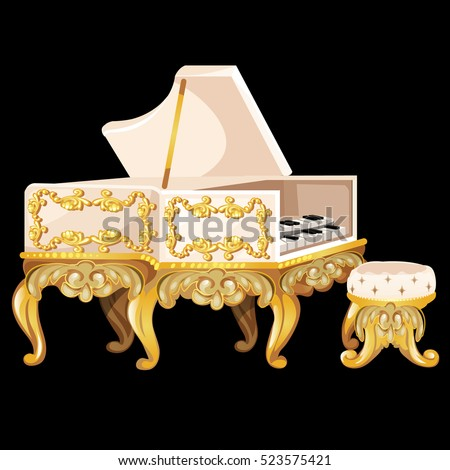Harpsichord Stock Images, Royalty-Free Images & Vectors | Shutterstock