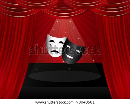 Theater and masks
