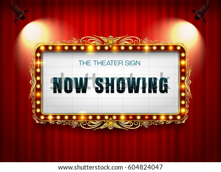 Theater Sign On Curtain Stock Vector 604824047  Shutterstock. Bad Credit Start Up Business Loan. Famous Graphic Design Companies. Fairdale Elementary School Www Truck Cat Com. Att Small Business Phone Life Insurance Boise. Electrician In Fairfax Va Stem Class Projects. Trade Show Literature Display Racks. Smith And Wesson 9mm Extended Magazine. Online Classes For Teaching Degree