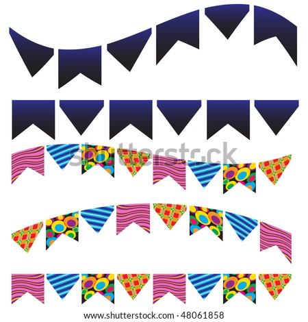 Theme Junina Party - stock vector