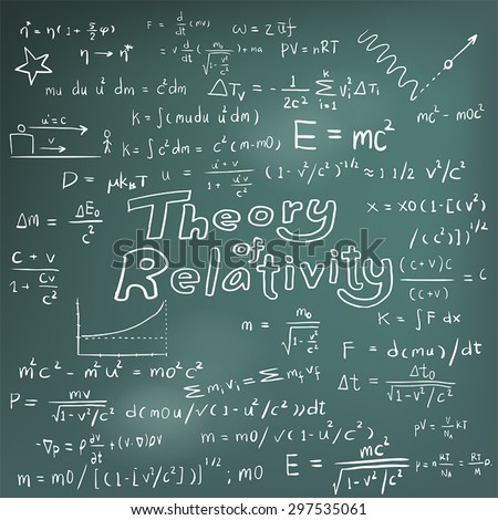 Theory of relativity research paper