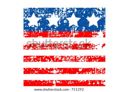 This flag can be enlarged or reduced to any size. Texture can be removed if desired.