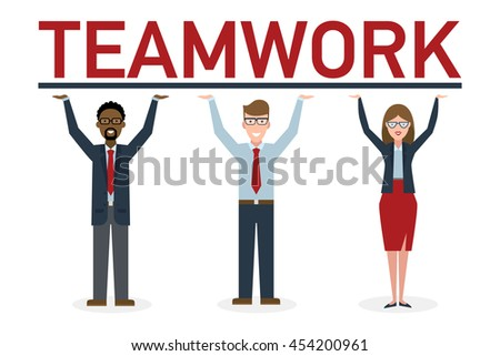 the importance of teamwork in achieving success in an organization Build an effective team to achieve your goals and objectives most important from the organization's point of view is that by considerations of team success.
