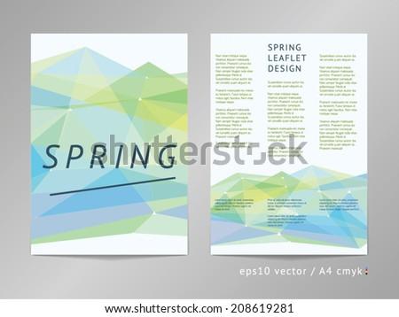 Umanuma 39 s layouts set on shutterstock for 3 column brochure template