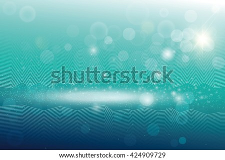 Three-dimensional abstract planet, dots, representing the global, international meaning. - stock vector