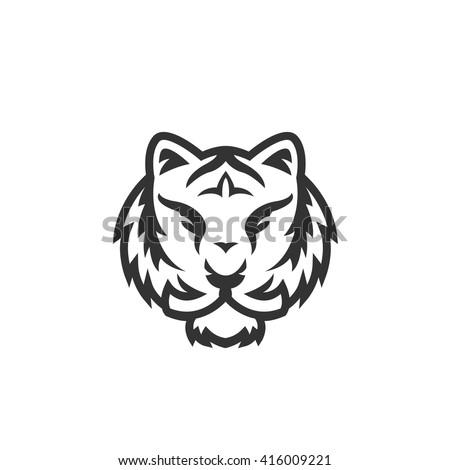 tiger logo stock images royaltyfree images amp vectors