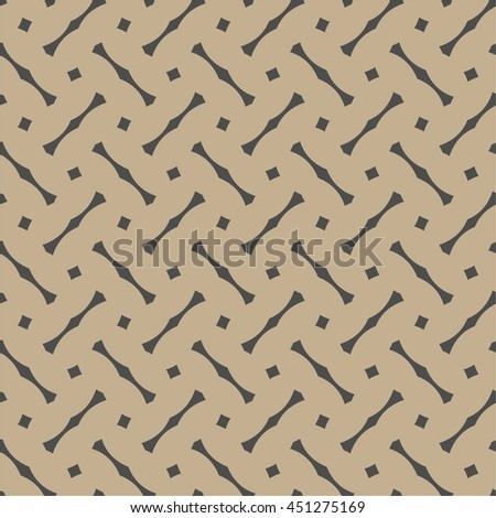 Tile black and pastel vector pattern or dark background wallpaper