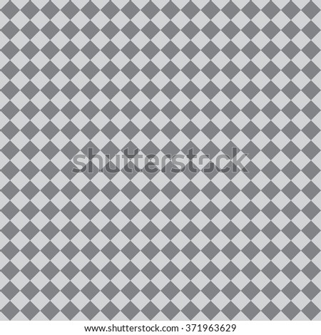 Tile vector pattern with grey and black floor background for decoration wallpaper - stock vector